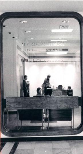 Sun file photo photo taken May 14, 1974.
