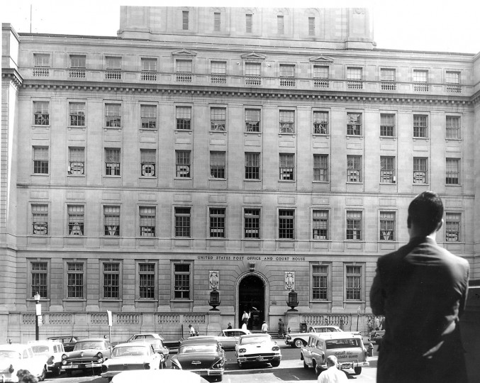 Photo by William H. Mortimer, 1961-10-09.