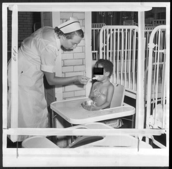 Crownsville State Hospital, Nov. 11, 1954