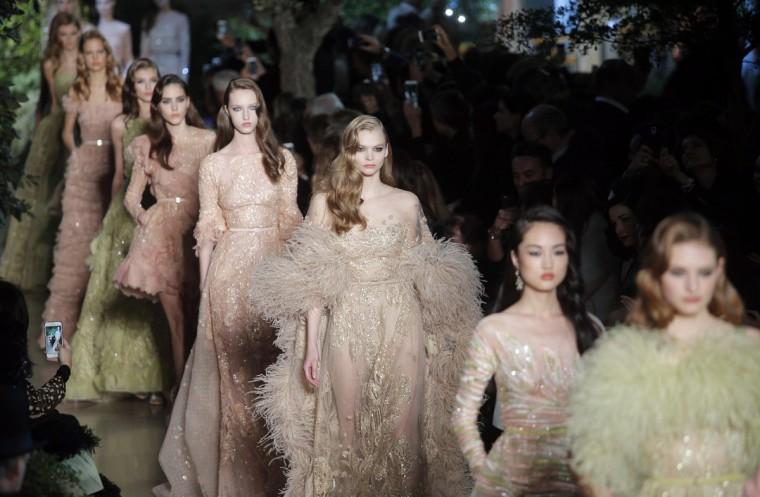 6b6393df5f925 Paris Fashion Week 2015 – Spring-Summer Haute Couture