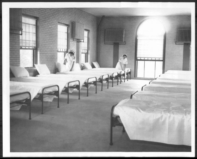 Crownsville State Hospital, July 29, 1937
