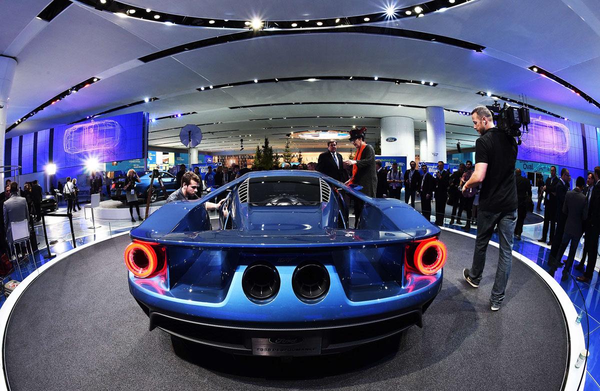 International Auto Show >> Detroit Auto Show