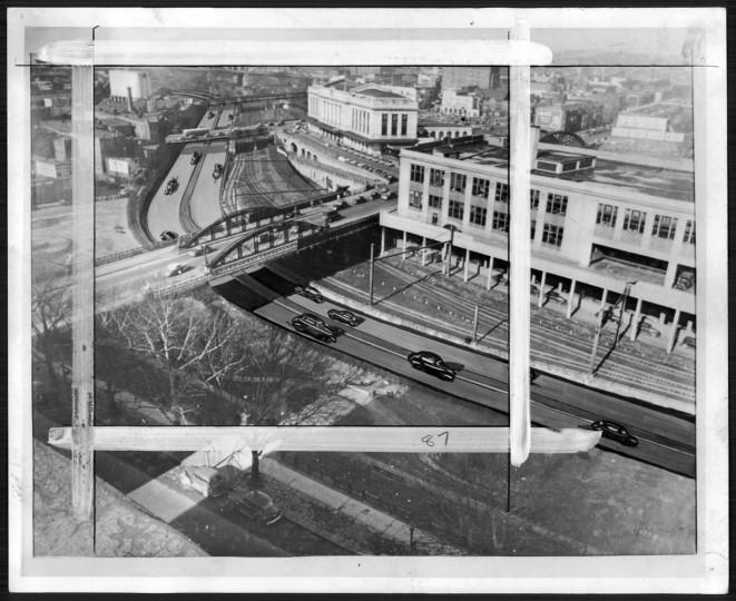 Jones Falls, Sept. 19, 1972. (Sun file photo)