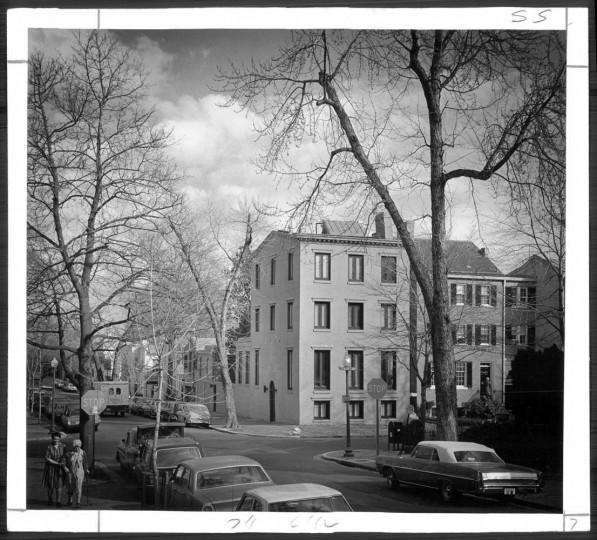 April 9, 1972: Georgetown