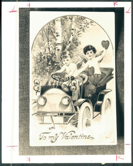 Antique valentine (Baltimore Sun, 1985)