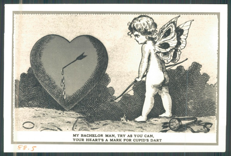 Antique valentine (Baltimore Sun, 1975)