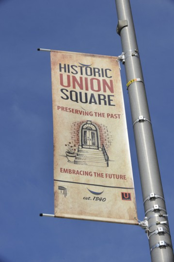 Union Square, Jed Kirschbaum/Baltimore Sun