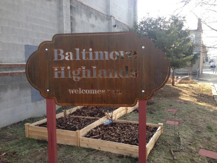 Baltimore Highlands, Matt Bracken/Baltimore Sun