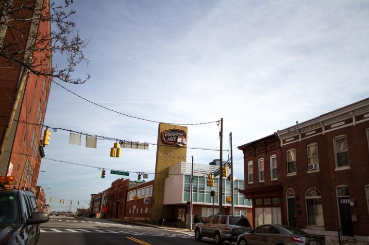 Brewers Hill, Kalani Gordon/Baltimore Sun