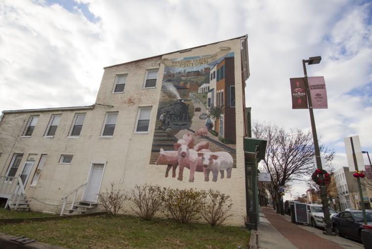 Pigtown, Kalani Gordon/Baltimore Sun