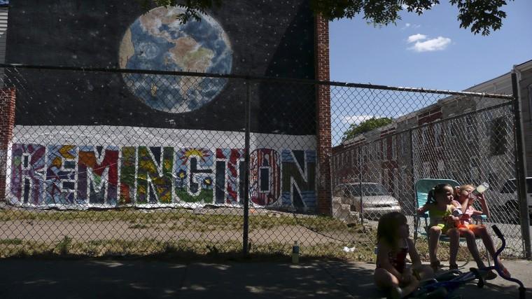 Remington, Karl Merton Ferron/Baltimore Sun