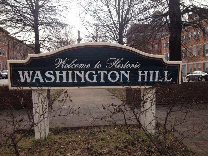 Washington Hill, Matt Bracken/Baltimore Sun