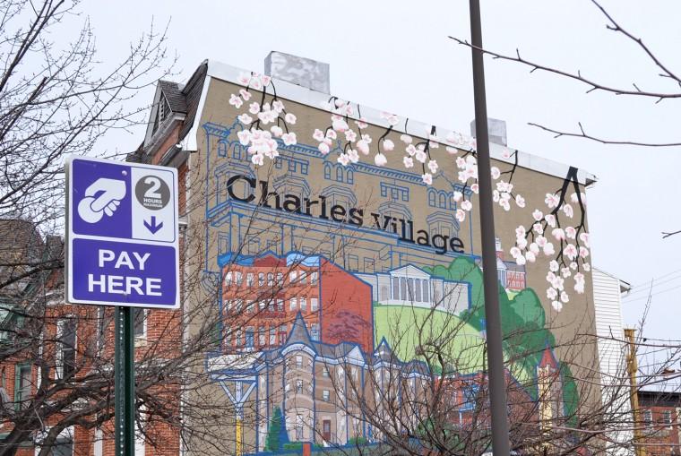 Charles Village, Steve Earley/Baltimore Sun