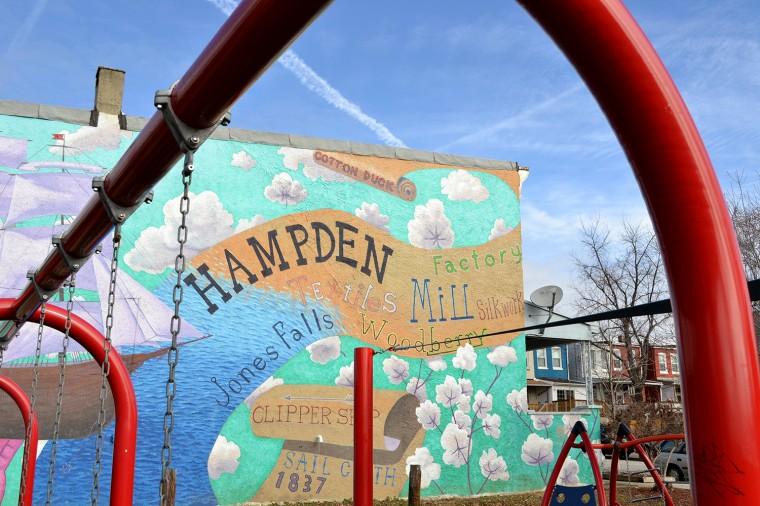 Hampden, Steve Earley/Baltimore Sun