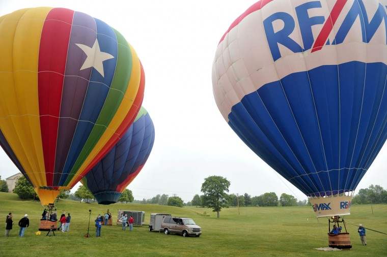 OK, this one's a bit of a stretch as most Marylanders are not using hot air balloons to go anywhere but up. Unless they're part of the Preakness hot air balloon celebration that has taken place at Druid Hill Park and Turf Valley in Ellicott City and dates back decades. This year's festival, at Turf Valley, is expected to feature 25 hot air balloons. There was also, once upon a time (a.k.a. the early aughts), a tethered hot air balloon ride known as the HiFlyer at Port Discovery. It offered rides and great vistas until a 2004 accident shuttered the operation. While the HiFlyer was up and running, its gondola reached an altitude of about 340 feet. (Kim Hairston/Baltimore Sun)