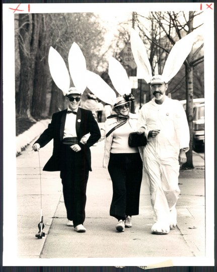 Easter Parade, April 8, 1985.