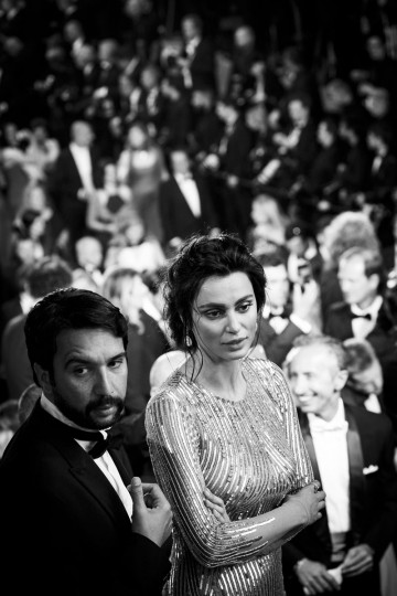An alternative view of Catrinel Marlon as she attends the Premiere of 'Il Racconto Dei Racconti' ('Tale Of Tales') during the 68th annual Cannes Film Festival on May 14, 2015 in Cannes, France. (Photo by Tristan Fewings/Getty Images)