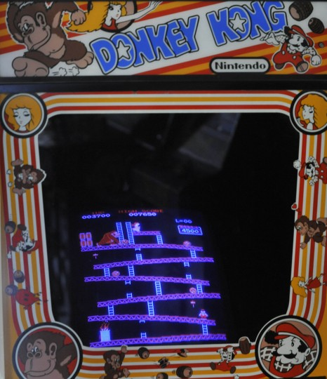"July 9, 1981: The game ""Donkey Kong"" is released, marking the beginning of Nintendo's Mario franchise. (Kim Hairston/[Baltimore Sun)"