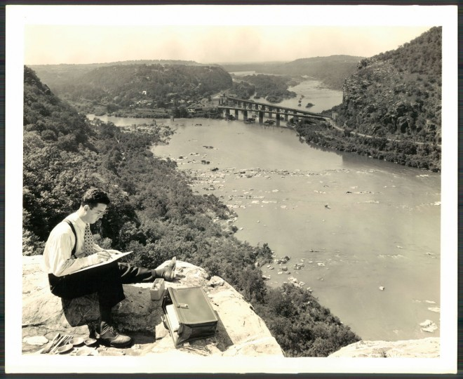 Harpers Ferry. (Baltimore Sun archives)