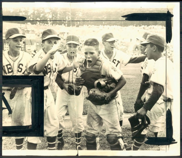 Little League baseball. (Baltimore Sun archives)
