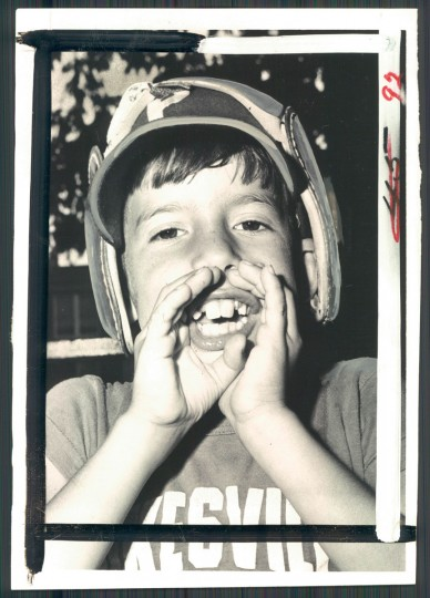 Mike Levin of the Pikesville Rams. (Frank Gardina/Baltimore Sun, 1965)