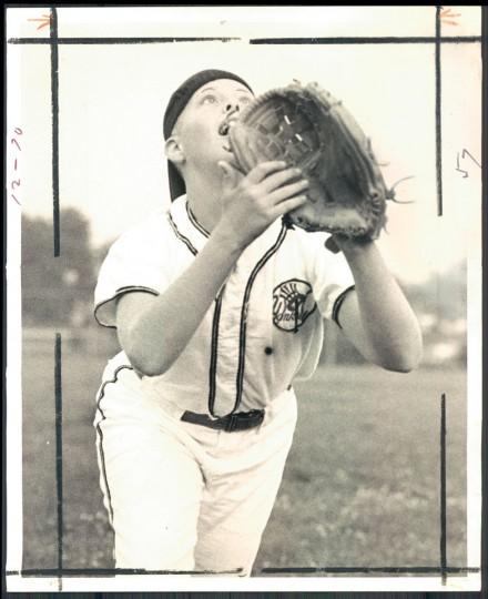 John Kiel - At .673, he ranked second among Bear Creek Yankees. (William Hotz/Baltimore Sun)