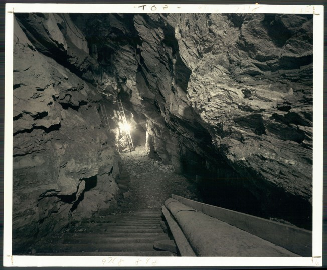 Caverns in Harpers Ferry. (Ellis Malashuk/Baltimore Sun, 1969)
