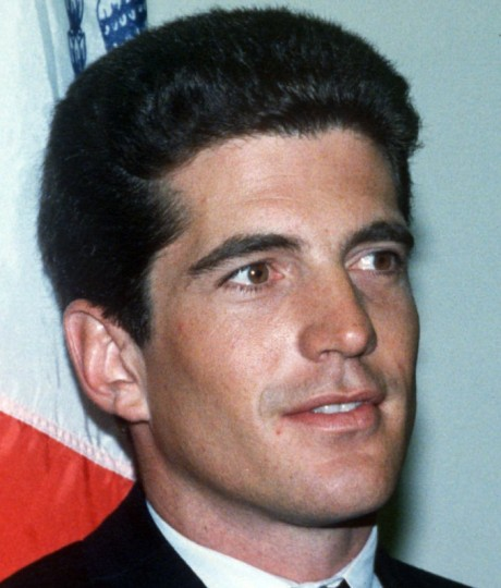 July 16, 1999: En route to his cousin's wedding at Martha's Vineyard, John F. Kennedy Jr., in addition to his wife and sister, died on July 16, 1999 when the plane he was flying crashed in the Atlantic Ocean. (File photo)