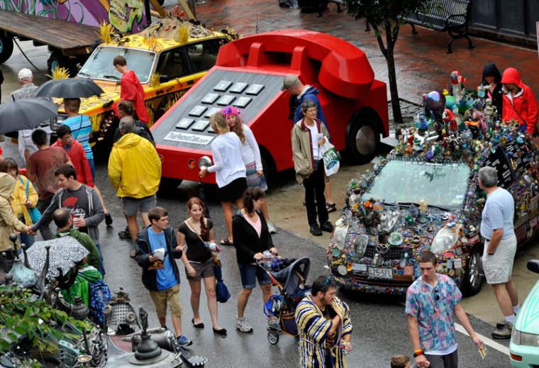 Artscape art cars