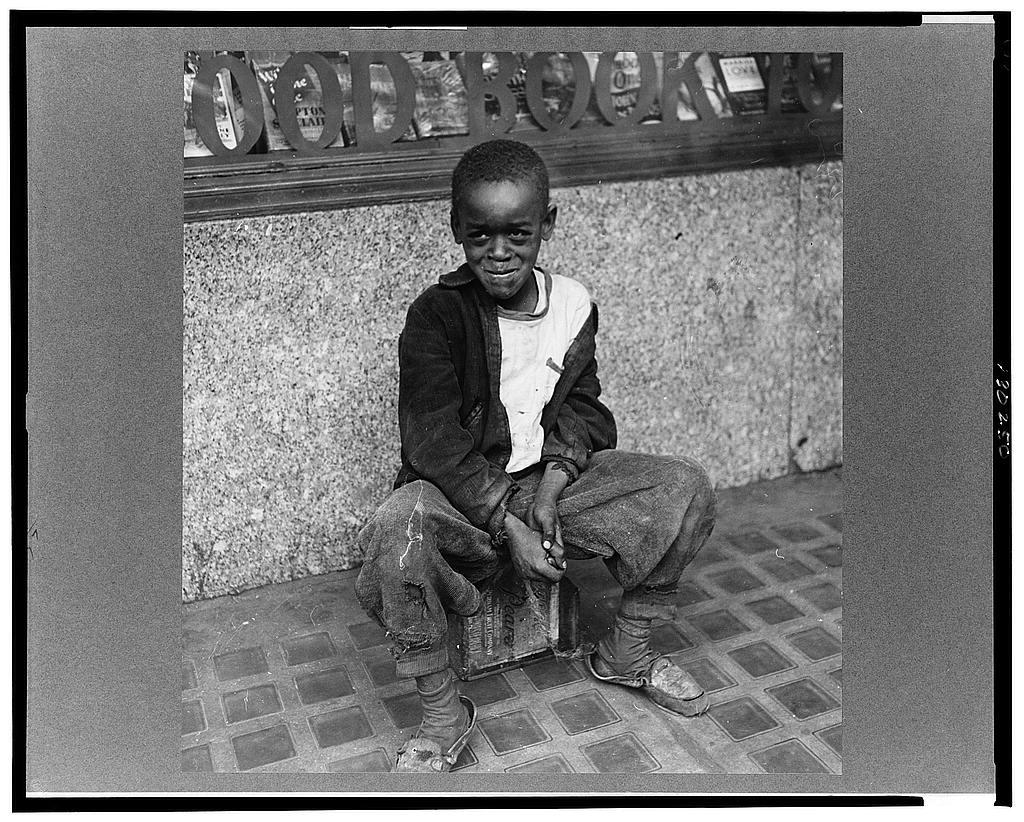 Photos of great depression era