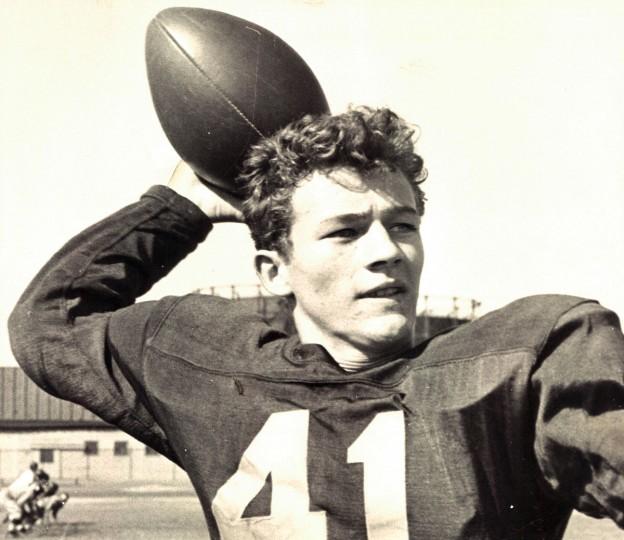Billy Bayne of Southern High School. (William Klender/Baltimore Sun, 1958)