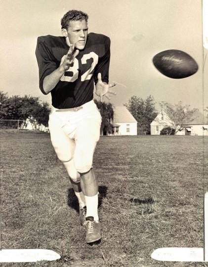 Dundalk HIgh School football. (Baltimore Sun archives, 1966)