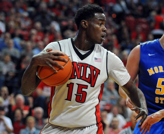 Name: Dwayne Morgan College: UNLV Position: Forward Year: Sophomore High school: St. Frances Hometown: Baltimore 2014-15 stats: 5.3 points, 3.0 rebounds, 17 minutes, 38.4% FG A former five-star recruit, Morgan is surrounded by other highly touted players in Las Vegas. He should challenge for more minutes as a sophomore, and at the very least will be an energy guy off the bench. Stephen R. Sylvanie, USA TODAY Sports photo