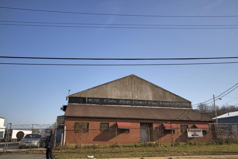 Cherry Hill, Baltimore. (Kalani Gordon/Baltimore Sun)
