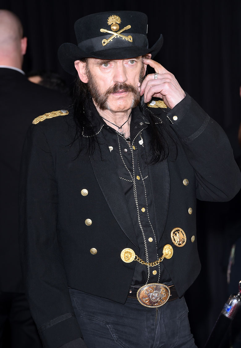 FILE: Lemmy Kilmister Has Died At The Age Of 70