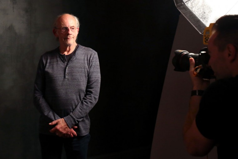 Actor Christopher Lloyd attends The Samsung Studio at SXSW 2016 on March 14, 2016 in Austin, Texas. (Jonathan Leibson/Getty Images for Samsung)