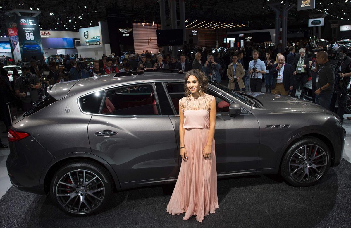 Ny Car Show >> Highlights Of The 2016 New York International Auto Show