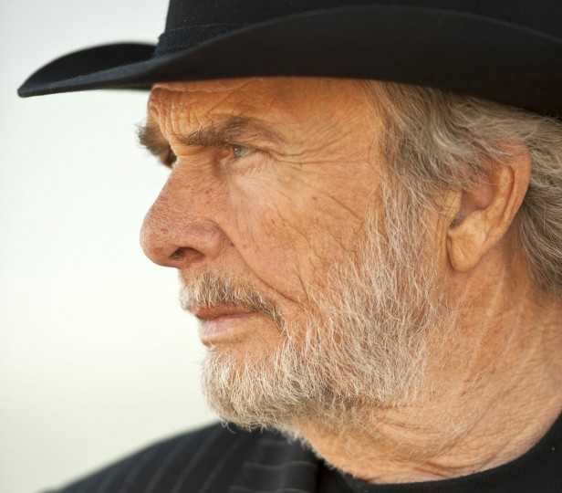 Merle Haggard in 2010 in Lake Charles, Louisiana. (Photo for The Washington Post by Dave Einsel)