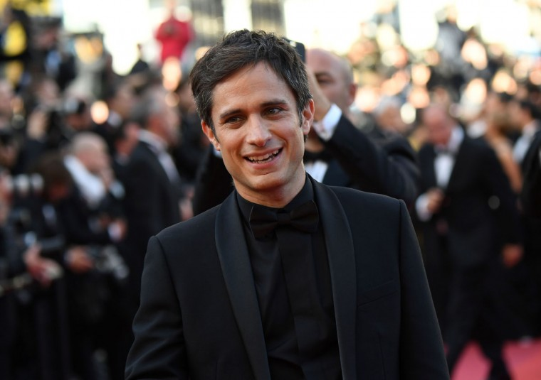 Mexican actor Gael Garcia Bernal arrives on May 11, 2016 for the opening ceremony of the 69th Cannes Film Festival in Cannes, southern France. / AFP PHOTO / ANNE-CHRISTINE POUJOULATANNE-CHRISTINE POUJOULAT/AFP/Getty Images