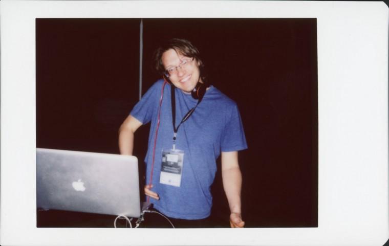 "DJ ""Secret Weapon Dave"" Barresi"