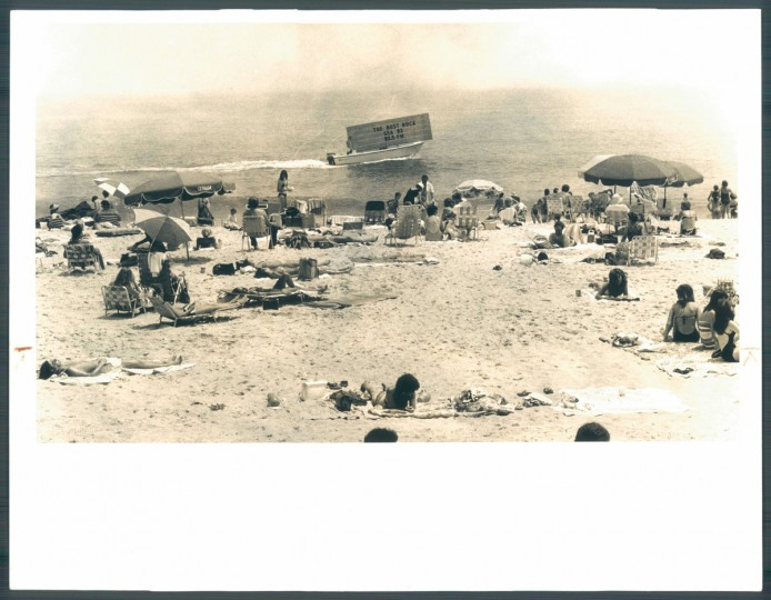 Rehoboth Beach, June 4, 1982. (McCardell/Baltimore Sun)