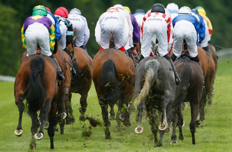 The Ascot Stakes during day 1 of Royal Ascot at Ascot Racecourse on June 14, 2016 in Ascot, England. (Photo by Alan Crowhurst/Getty Images for Ascot Racecourse)
