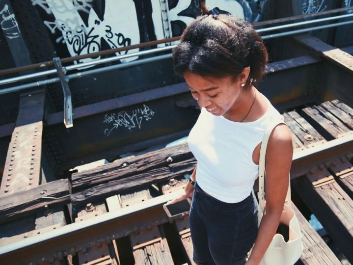 16. Leanne Hise – Train Trekker
