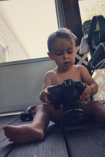 30. Evan Swain – Future Photojournalist