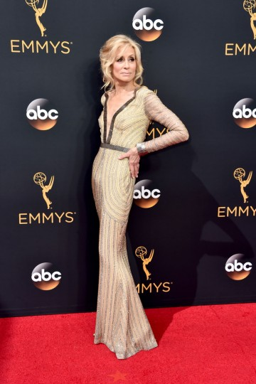 LOS ANGELES, CA - SEPTEMBER 18: Actress Judith Light attends the 68th Annual Primetime Emmy Awards at Microsoft Theater on September 18, 2016 in Los Angeles, California. (Photo by Alberto E. Rodriguez/Getty Images)
