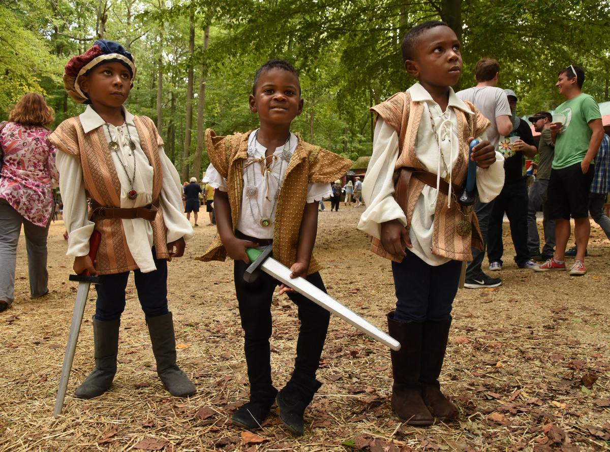 Maryland Renaissance Festival in its 40th season