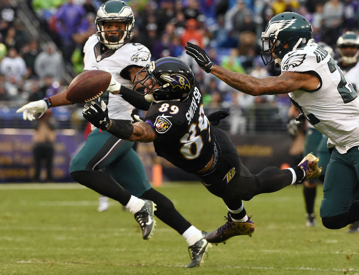 ravens vs eagles - photo #20