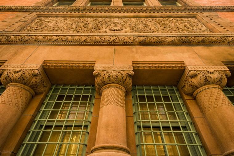 Exterior of building, Downtown Baltimore. (Photo courtesy of Doug Ebbert)