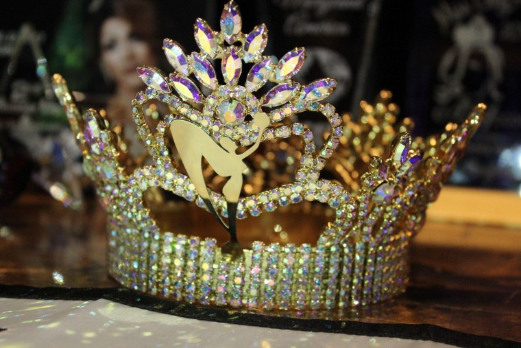 Miss Maryland crown. (Michael J. Palmisano with Palmisano Productions)