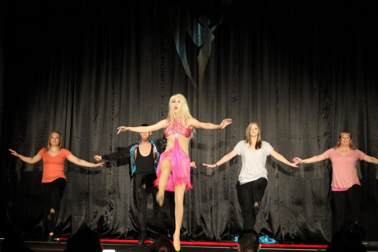 Sarabesque in Talent. (Michael J. Palmisano with Palmisano Productions)